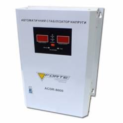 Стабилизатор напряжения однофазный FORTE ACDR-8kVA - настенный